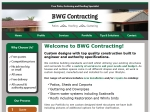 View More Information on BWG Contracting
