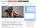 View More Information on Scratched Entertainment