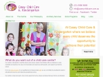 View More Information on Casey Child Care & Kindergarten