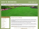 View More Information on Kevs Mowing