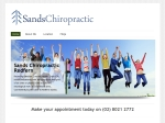 View More Information on Sands Chiropractic