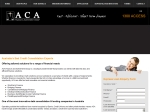 View More Information on ACA Finance & Investment Group