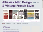 View More Information on Allissias Attic Design