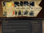 View More Information on Adelaide Psychic Tarot