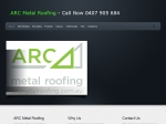 View More Information on ARC Metal Roofing