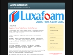 View More Information on Luxafoam North