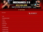 View More Information on Mechanics 2U, Rocklea