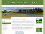View More Information on Above Par Golf Tours