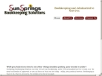 View More Information on Sunsprings Bookkeeping Solutions