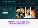 View More Information on Activ Elite Performers