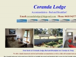 View More Information on Bed And Breakfast Perth