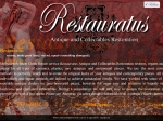 View More Information on Restauratus Antique & Collectables Restoration