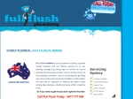 View More Information on Full Flush Plumbing