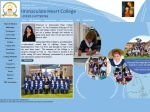 View More Information on Immaculate Heart College