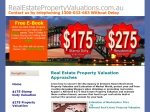 View Metroval Valuations website