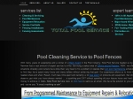 View More Information on Total Pool Service, NSW
