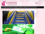 View More Information on Celebrate Party And Hire