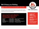 View More Information on M Group Tyre & Mechanical, Mackay