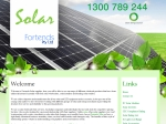 View More Information on Fortends Solar