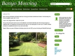 View More Information on Banyo Mowing