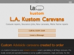 View More Information on LA Kustom Caravans