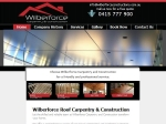 View More Information on Wilberforce Carpentry & Construction