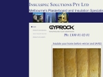 View More Information on Insulspec Solutions Pty Ltd