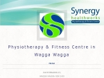 View More Information on Synergy Healthworks