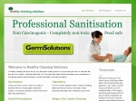 View More Information on Healthy Cleaning Solutions