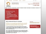 View More Information on ONiA Orthodontic Network In Adelaide