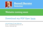 View More Information on Russell Barnier, Solicitor