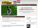View More Information on Good Doggy Pet Care