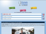 View More Information on Female Choice Plumbing