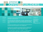 View More Information on Boyd D W & V A Builder