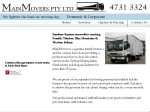 View More Information on Mainmovers Pty Ltd