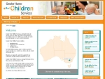 View More Information on Greater Hume Children Services