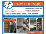 View More Information on Plumbe Joinery & Construction