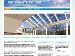 View More Information on Weathermaster Skylights