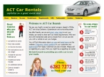 View More Information on ACT Car Rentals