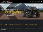 View More Information on Kicxstart Motorcycles & Power Equipment