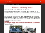View More Information on AAA Lucky Removals