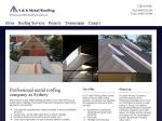 View More Information on A & K Metal Roofing