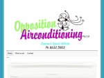 View More Information on Opposition Airconditioning