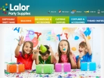 View More Information on Lalor Party Supplies