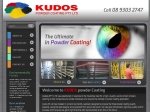 View More Information on Kudos Powder Coaters
