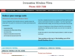 View More Information on Innovative Window Films