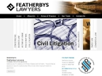 View More Information on Featherby's Lawyers Pty Ltd