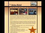 View More Information on Kelso Hotel Stables Bistro