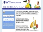 View More Information on JWY Cleaning Services