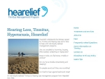 View More Information on Hearelief Tinnitus Management Program